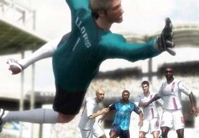 Las jugadas en este nuevo FIFA se ven muy reales.