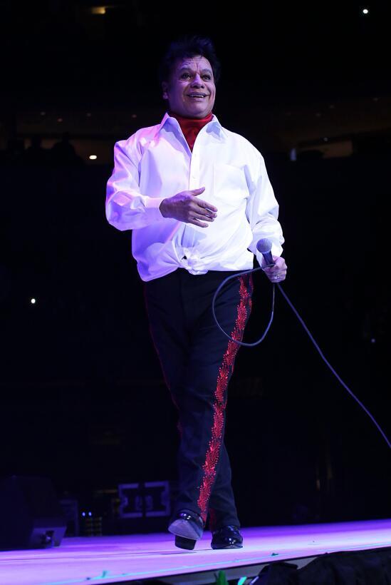 Juan Gabriel en Dallas / Feb. 2015