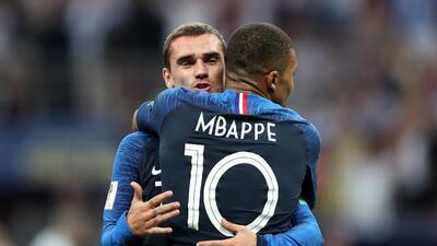 EN VIVO   Revive aquí el gran título de Francia y toda la Copa del Mundo