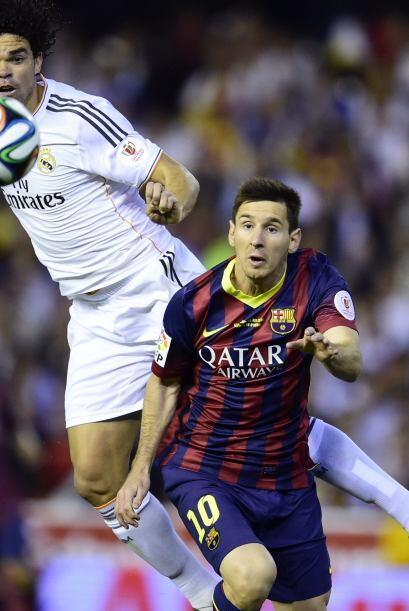 Está a un gol de 251 tantos anotados por Telmo Zarra, máximo goleador hi...