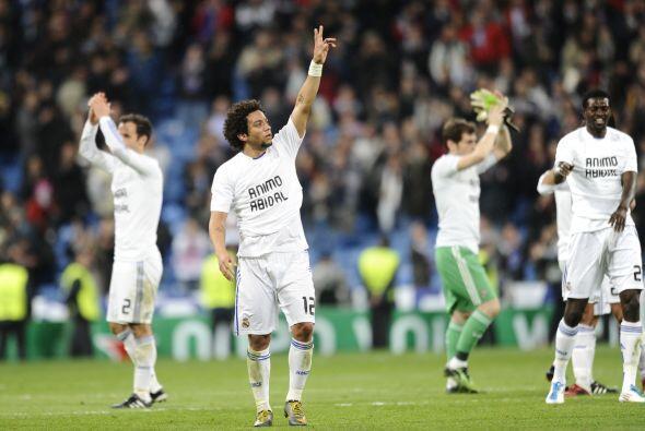 Real Madrid acabó con su maldición de Octavos de Final al imponerse por...