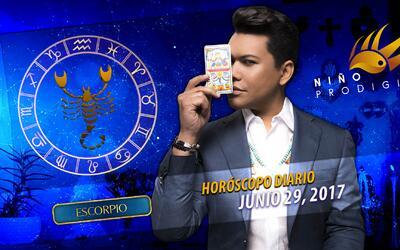 Niño Prodigio - Escorpión 29 de junio 2017