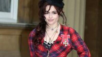Helena Bonham Carteres Morgan Le Fey, la antagonista del Rey Arturo y M...