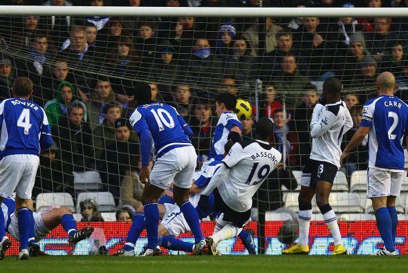 Birmingham y Tottenham no se sacaron ventaja y quedaron 1 a 1 en un part...