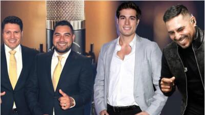 Danilo, Espinoza y Banda ms
