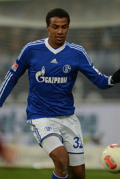Directo de la Bundesliga, aparece en la defensa el alemán Joel Matip.