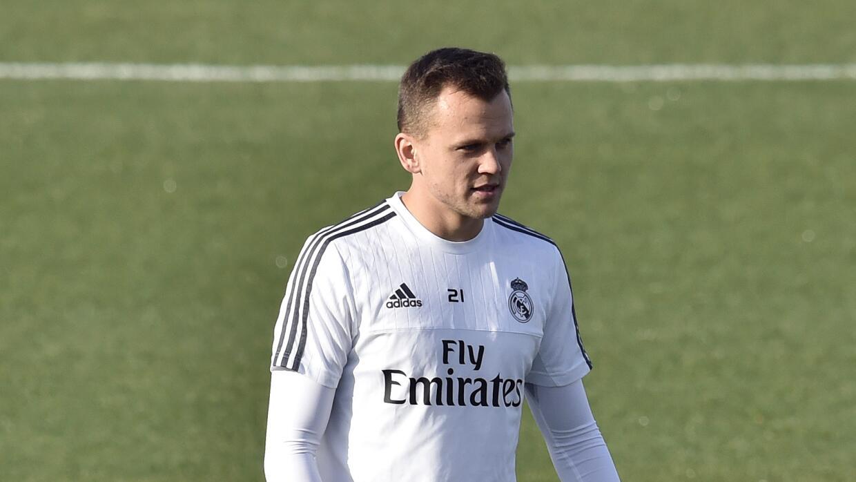 El Madrid quedó oficialmente eliminado de la Copa del Rey por Cheryshev