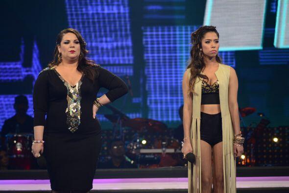 Desafortunadamente para ella, la venció su contrincante, Yazaira López.