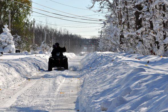 Los expertos esperaban este tipo de temperaturas para enero o febrero.