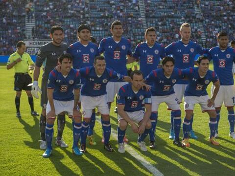 Cruz Azul ya rompió el récord de imbatibilidad en torneos...