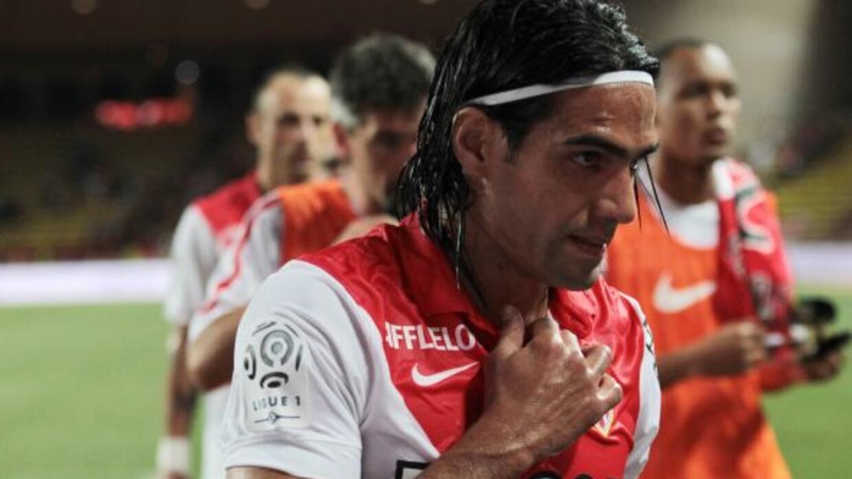 Ni el penalti marcado por Falcao bastó para que el Mónaco evitara la der...