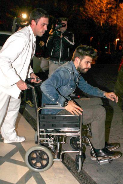 Tras ese periodo Gerard tendrá que esforzarse al máximo para poder recup...