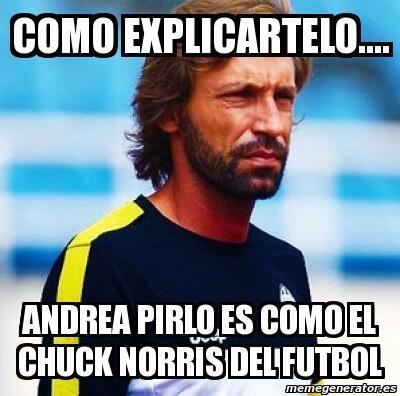 Andrea Pirlo memes