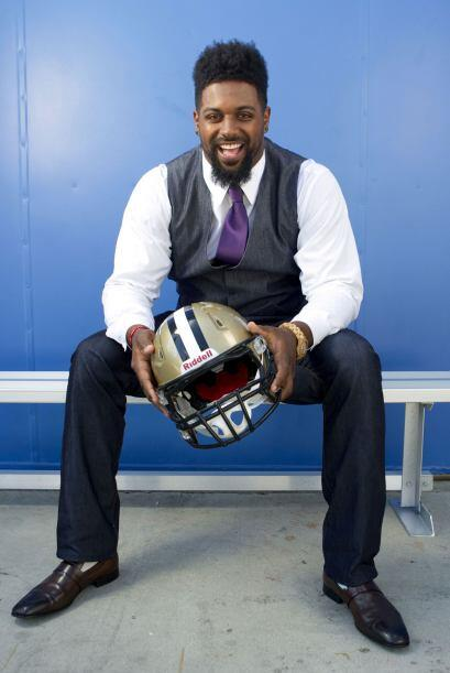 Cameron Jordan, ala defensivo, New Orleans Saints.