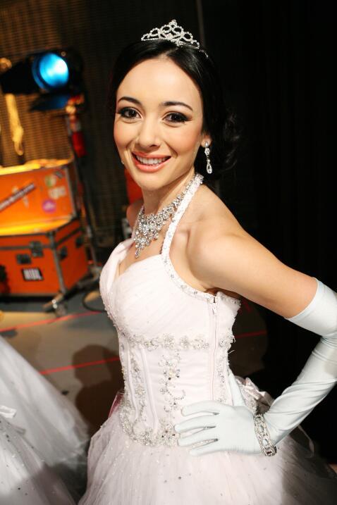 Nuestra Belleza Latina fue una escuela para esta chica mexicana de Brown...