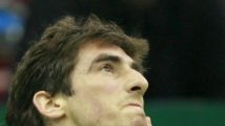 El uruguayo venía con buena racha dentro del torneo moscovita, causando...