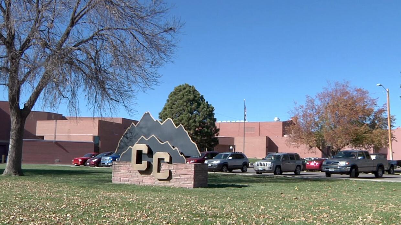 La escuela Canon City, lugar de nuevo escándalo sobre el 'sexting'.