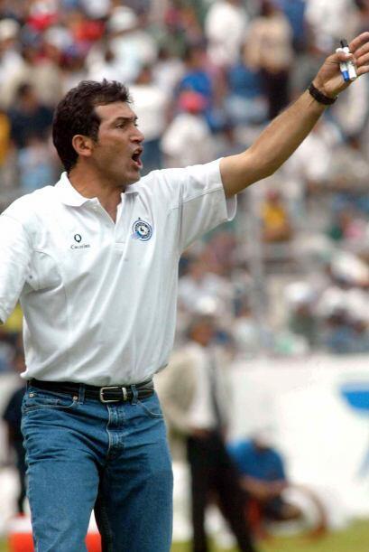Algunos otros técnicos novatos han sido  Rafael Puente (Tenía un torneo...