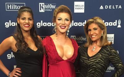Ceremonia de premiación premios GLAAD