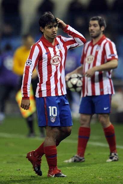 Los 'colchoneros' cayeron 3-0 ante el Oporto y les quedó el consuelo de...