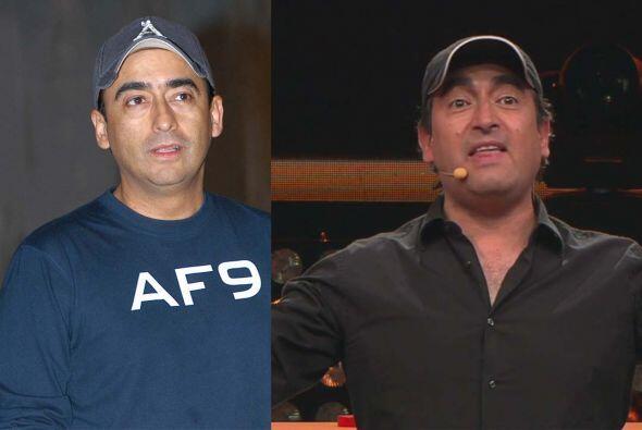 ¿Quieren monólogo? Luis Franco imita a Adal Ramones. ¡Podrían ser hermanos!