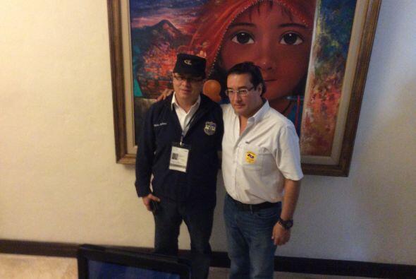 Líderes dentro de El Salvador y observadores internaciones han compartid...