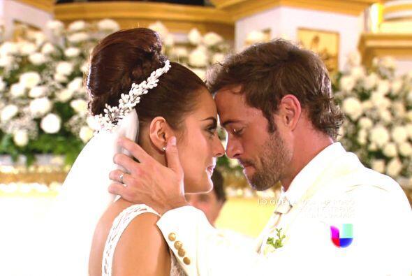 Después de mucho luchar, Ximena Navarrete y William Levy fueron felices...