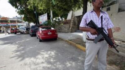 En Michoacán se ha extendido la violencia por ser una entidad disputada...