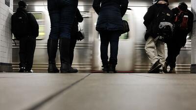 Autoridades buscan a los presuntos responsables de ataques sexuales en estaciones del subway