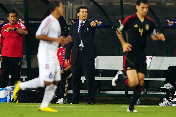 En esa Copa Oro México arrasó con triunfos contundentes ante El Salvador...