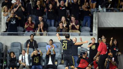 """Marco Ureña y su LAFC enfrentan a los Quakes: """"Es realmente especial jugar contra San José"""""""