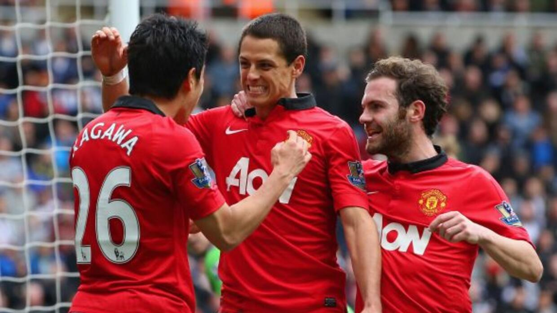 Manchester United se metió provisionalmente en Europa League tras la gol...