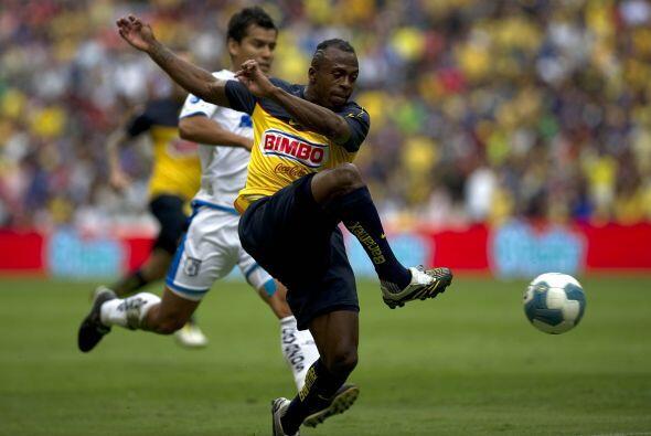 En su primer torneo, el Apertura 2011 las Águilas del América no tuviero...