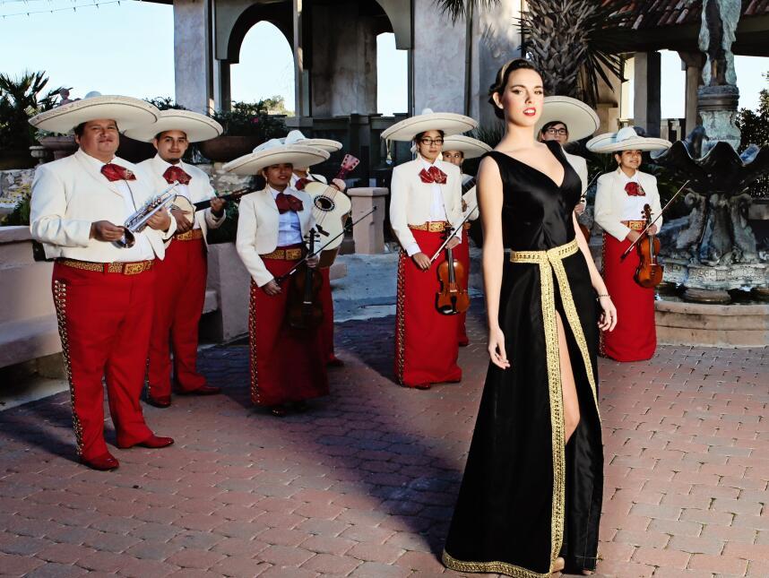 La equipo de fotógrafos liderados por Beatriz Medina capturó hermosas pr...