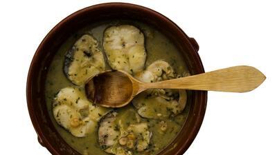 Pescado en salsa verde | Reto 28