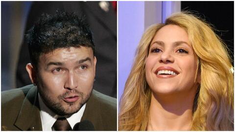 Poncho Lizarraga no descarta hacer un dúo con Shakira
