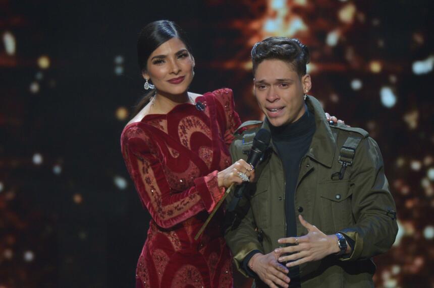 Garmandy supo aprovechar su second chance en La Banda| La Banda | Univis...