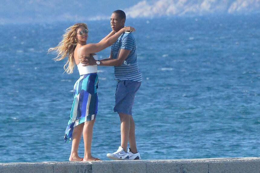 ¡Beyoncé y Jay Z están beso y beso! SALF_BYZCIL150916_08.JPG