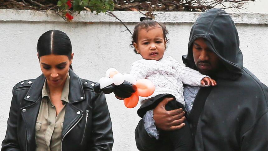 Kim y Kanye