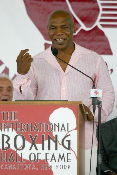 Nadie duda que Mike Tyson fue una auténtica fuerza desatada de la natura...