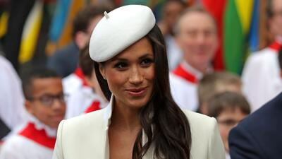Aprueba la reina Isabel el contrato de matrimonio del príncipe Harry y Meghan Markle
