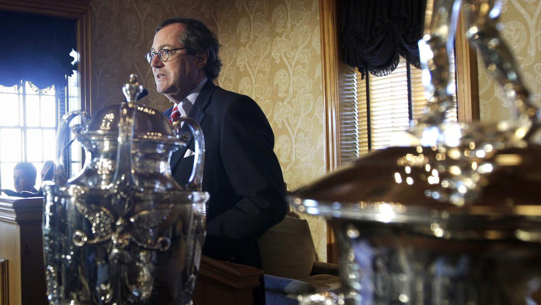 Warren Stephen, megadonante republicano y propietario del fondo de inver...