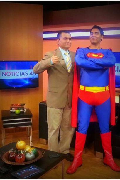No podemos dejar de resaltar la visita de Superman para su cumpleaños, q...