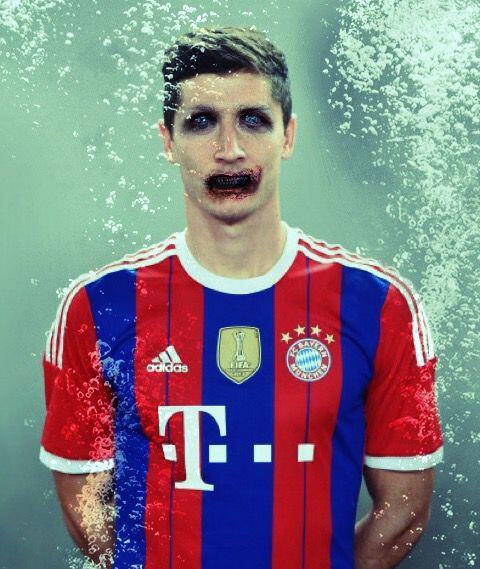 Robert Lewandowski, delantero polaco fichado por el Bayern Munich.
