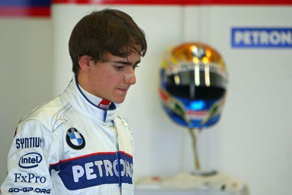 Gutiérrez ganó recientemente el campeonato de la categoría G3 y ahora qu...