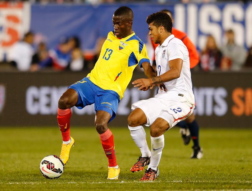 Historia de la rivalidad EEUU vs. Ecuador
