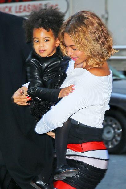 También Beyoncé recibirá algunos accesorios para su cabellera.