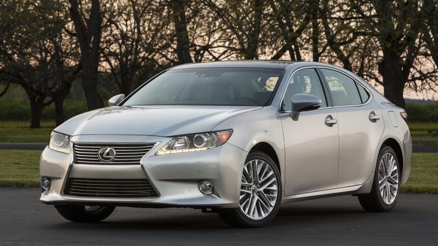 Estos son los autos más confiables de Estados Unidos Lexus-ES350-2013-16...