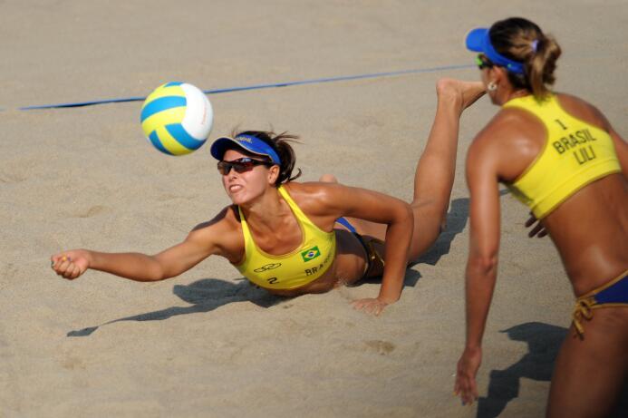 La pareja nica Lolette Rodríguez y Elia Machado debutó con derrota este...