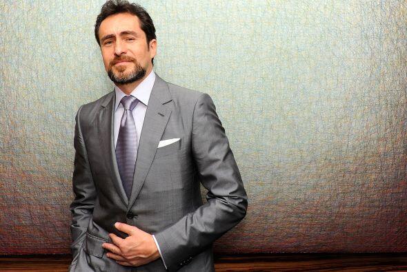 Demián Bichir, nominado al Oscar por su papel de indocumentado en la pel...